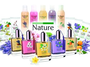 Gamme Nature de FREDERIC M